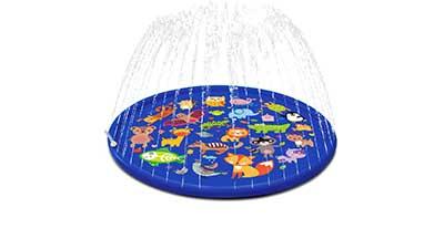 66 inch Splash Pad Inflatable Sprinkler for Kids