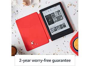 Kindle Kids Edition a Kindle designed for kids