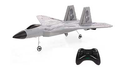Goolsky FX822 F-22 Raptor Model Fighter