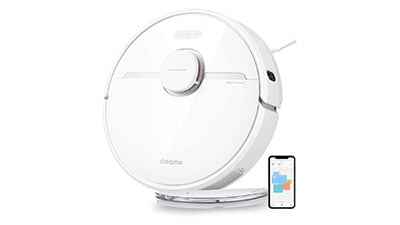 Dreame D9 Robot Vacuum and Mop Cleaner