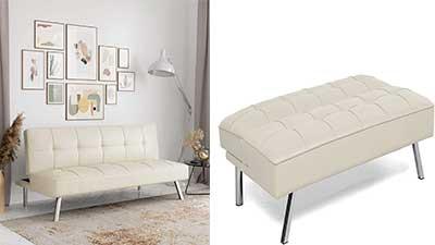 Serta Rane Collection Convertible Sofa