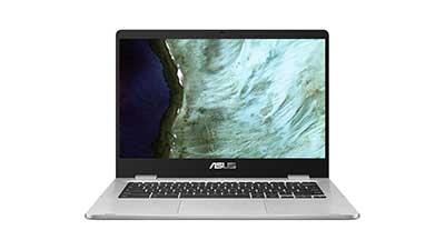ASUS C423 14 inch Celeron 4GB 64GB Chromebook