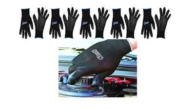 Gorilla Grip Slip Resistant All Purpose Work Gloves
