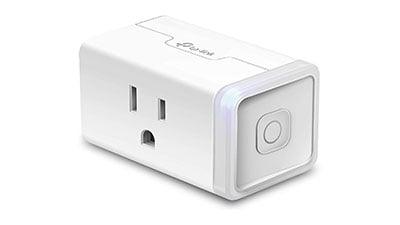 Kasa Smart Plug Mini Smart Home Wi-Fi Outlet
