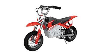 Razor Dirt Rocket Kids Electric Toy Motorcycle