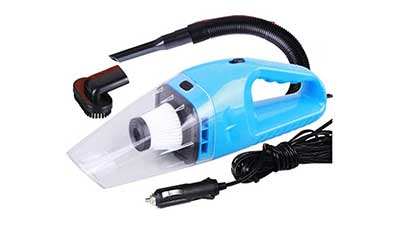 NOOX Portable Handheld Car Vacuum Cleaner