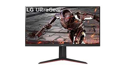 LG 32GN650-B 32 inch QHD Gaming Monitor