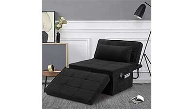 4 in 1 Foldable Multifunctional Sofa Bed