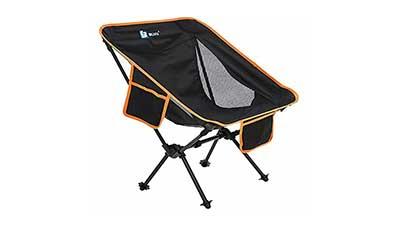 Bluu Ultralight Foldable Lightweight Camping Chair