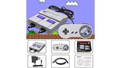 BlackLabel Direct Retro Mini Game Console