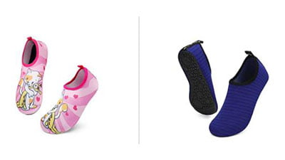 UBFEN Kids Water Shoes for Boys and Girls