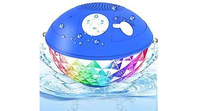 Floatable Waterproof Bluetooth Pool Speaker