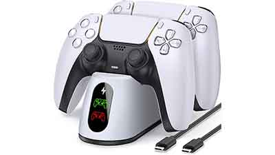 Vinywill PS5 Controller Charger Station