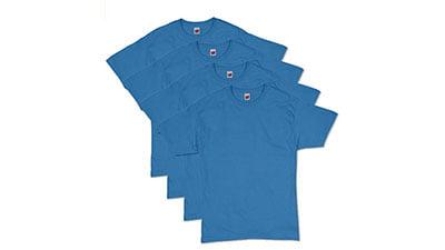 Hanes Mens Essential Short Sleeve T-shirt