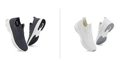 SCICNCN Lightweight Mesh Walking Shoes for Men
