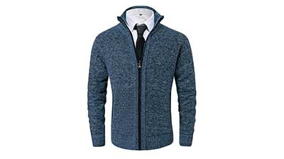 Knitted Cardigan Sweaters for men
