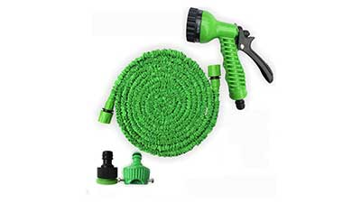 Expandable Garden Hose 50ft Fabric Protection