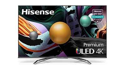 Hisense ULED Premium 55-Inch Class U8G TV