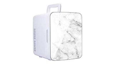 Mini Fridge for Bedroom 10 L Compact Cooler
