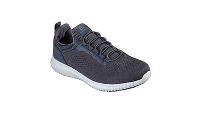 Skechers Work Mens Relaxed Fit Ahtletic Work Shoes