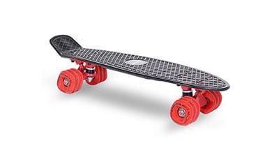 KaZAM Shark Wheel Skateboard