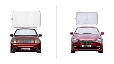 Car Windshield Sun Shade Window Cover