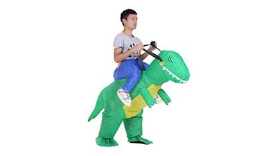 Decdeal Funny Inflatable Costume