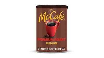McCafe Premium Medium Roast Ground Coffee