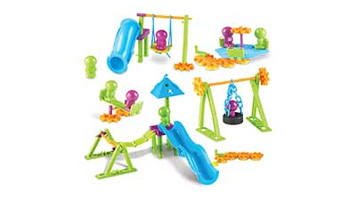 Design STEM Set 104 Pieces Ages 5 plus