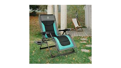 EVER ADVANCED Oversized XL Zero Gravity Chair