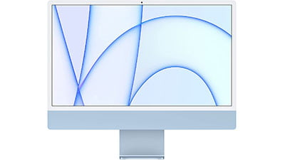 2021 Apple iMac 24-inch M1 chip 8‑core CPU