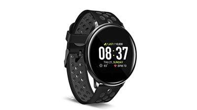 iTouch Sport smart watch 43mm unisex black